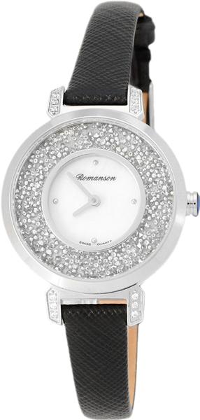 Женские часы Romanson RL6A36QLW(WH)