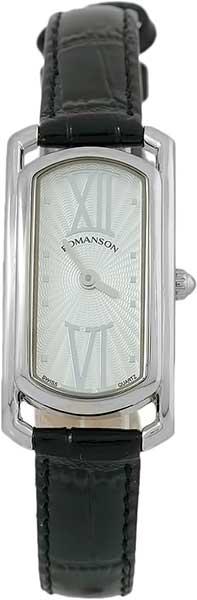 Женские часы Romanson RL7281SLW(WH) romanson rl 0358q lg wh