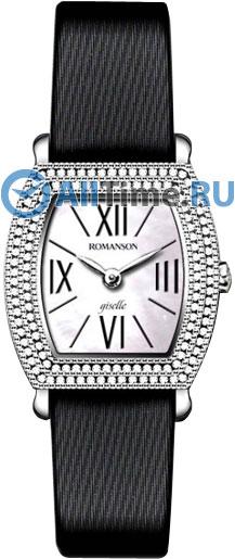 Женские часы Romanson RL8209QLW(WH) romanson часы romanson rm5113qlg wh коллекция giselle