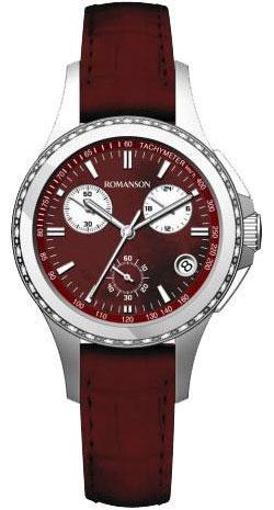 Женские часы Romanson RL8275QLW(BROWN) все цены