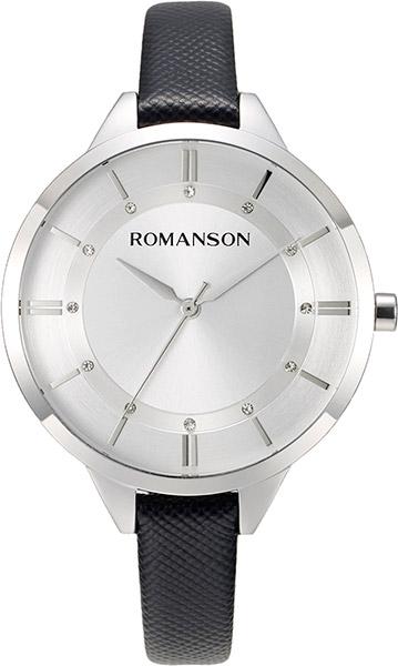 Женские часы Romanson RL8A28LLW(WH)