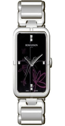 Женские часы Romanson RM0356LW(BK)-ucenka цена и фото