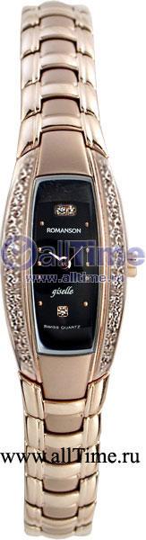 Женские часы Romanson RM1123RLR(BK)