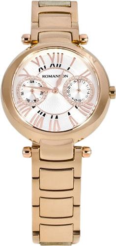 Женские часы Romanson RM2612BLR(WH) romanson rm 6a31c lw wh