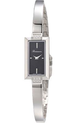 Женские часы Romanson RM4235QLW(BK) romanson rm 6a31c lw wh