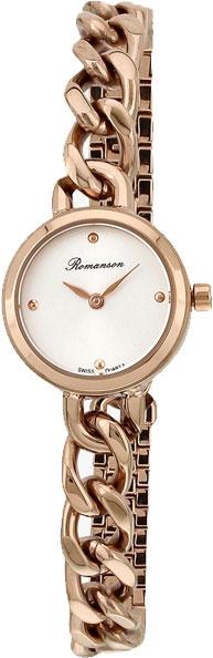 Женские часы Romanson RM4242LR(WH) romanson rm 7a01f lr wh