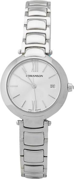 Женские часы Romanson RM5A06LLW(WH) romanson rm 6a31c lw wh