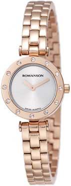 Женские часы Romanson RM5A18TLR(WH) romanson rm 6a31c lw wh