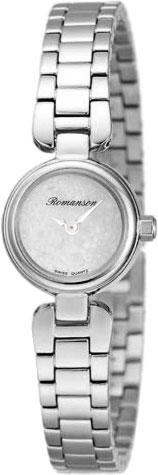Женские часы Romanson RM5A23LW(WH)