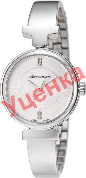 Женские часы Romanson RM6A05LLW(WH)-ucenka женские часы romanson rm6a05llw wine