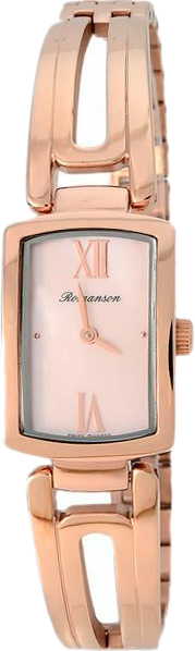 Женские часы Romanson RM6A10LLR(PINK) romanson rm 9207q lj gd