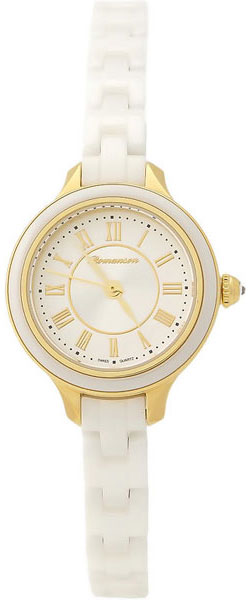 Женские часы Romanson RM6A31CLG(WH)