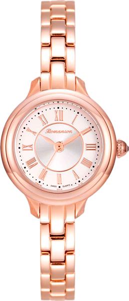 Женские часы Romanson RM6A31LLR(WH) romanson rm 6a31c lw wh