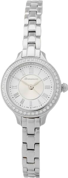 Женские часы Romanson RM6A31QLW(WH) romanson rm 6a31c lw wh