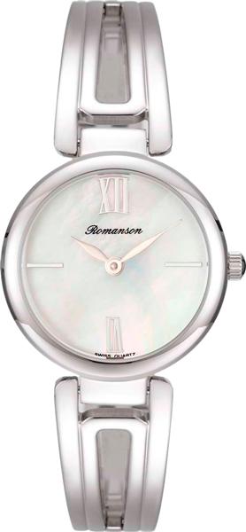 Женские часы Romanson RM7A02LLW(WH) romanson rm 6a31c lw wh