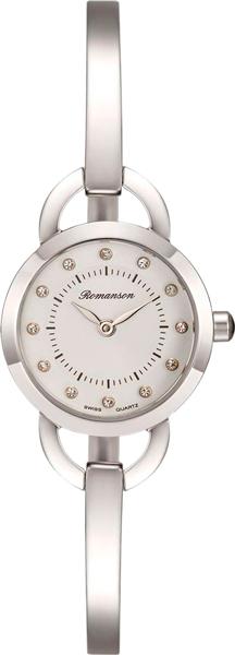 Женские часы Romanson RM7A06LLW(WH) romanson rm 6a31c lw wh