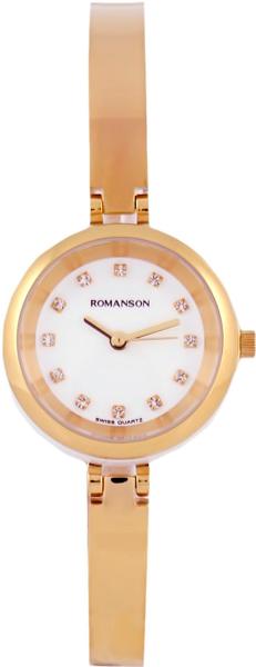 Женские часы в коллекции Giselle Женские часы Romanson RM7A21LLR(WH) фото