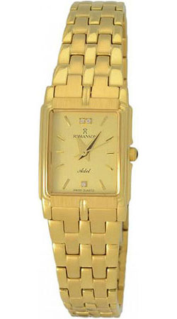 Женские часы Romanson TM8154CLG(GD) женские часы romanson rm8276lg gd
