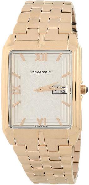 Мужские часы Romanson TM8154CXR(WH)