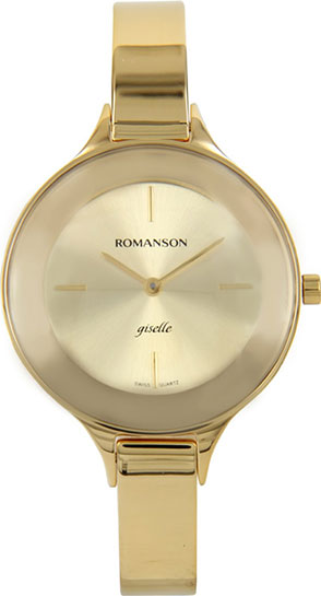 Женские часы Romanson RM8276LG(GD)