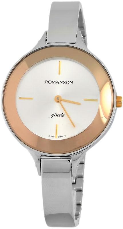 Женские часы Romanson RM8276LJ(WH)