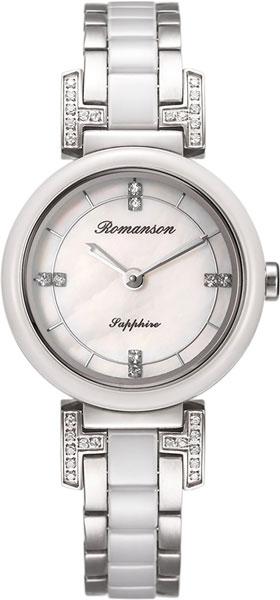Женские часы Romanson RM8A10QLW(WH)