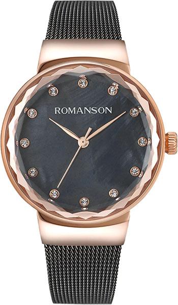 Женские часы Romanson RM8A24LLR(BK) цена и фото