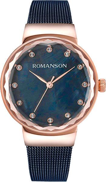 Часы наручные титановые romanson часы для дачи купить спб