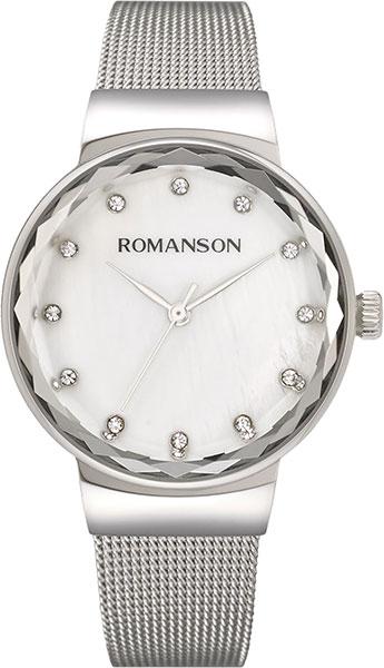 Женские часы в коллекции Giselle Женские часы Romanson RM8A24LLW(WH) фото