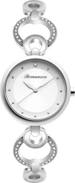 Женские часы Romanson RM8A32TLW(WH)