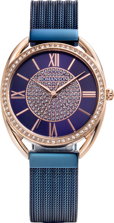 Женские часы Romanson RM8A47TLR(BU) цена и фото