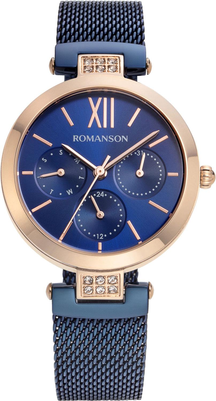Женские часы Romanson RM8A50FLR(BU) цена и фото