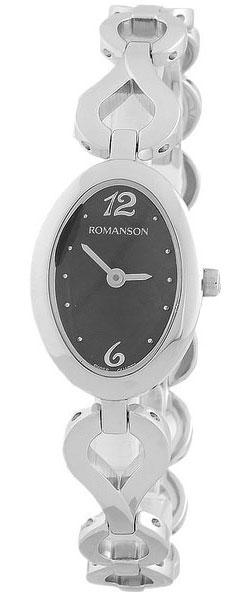 Женские часы Romanson RM9239LW(BK) женские часы romanson rm9239lw bk