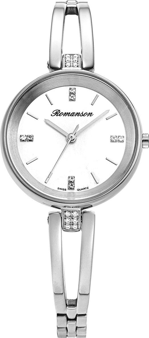 Женские часы Romanson RM9A06QLW(WH) недорго, оригинальная цена