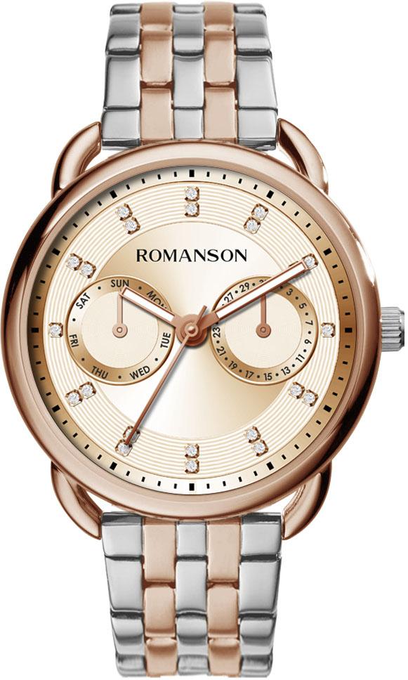Женские часы Romanson RM9A16FLJ(RG) все цены