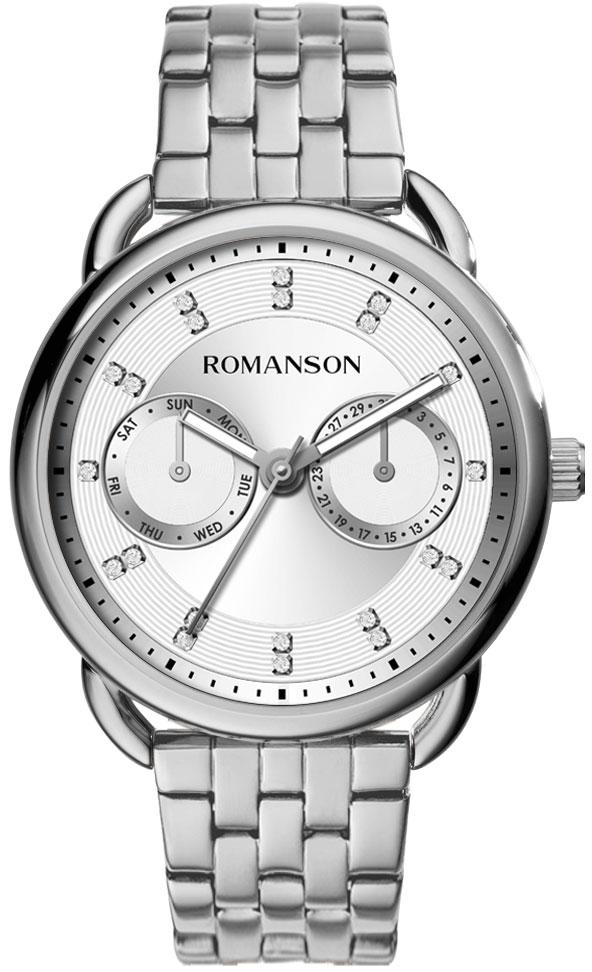 Женские часы Romanson RM9A16FLW(WH)