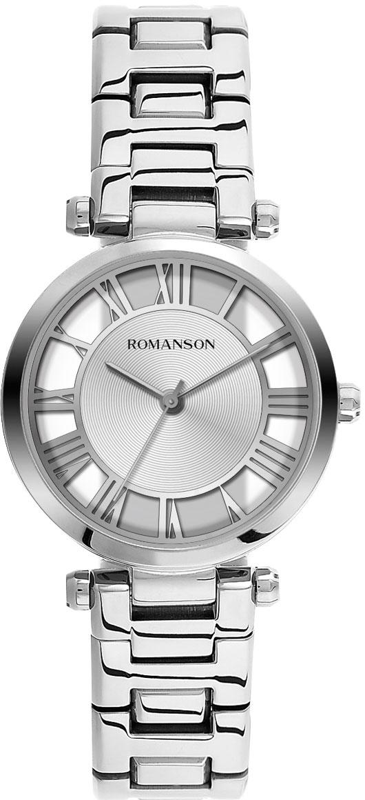 Женские часы Romanson RM9A17LLW(WH)
