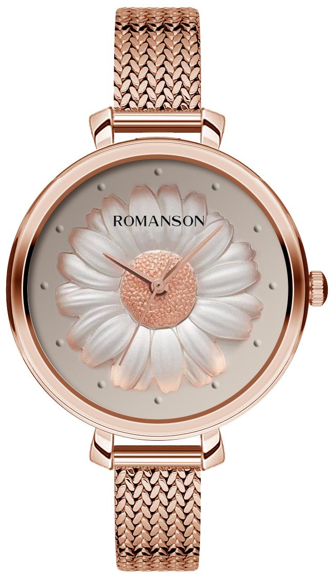 Женские часы Romanson RM9A23LLR(RG) цена