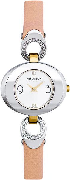 Женские часы Romanson RN0391CLC(WH) romanson rn 3215 lw wh nv