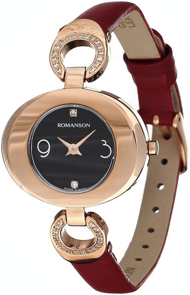 Женские часы Romanson RN0391CLR(BK) цена и фото
