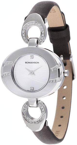 Женские часы Romanson RN0391QLW(WH) romanson rn 3215 lw wh nv