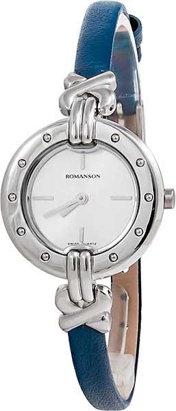 Женские часы Romanson RN3215LW(WH)NV romanson rm 6a31c lw wh