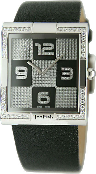 Женские часы Romanson SL1223QLW(BK) цена и фото
