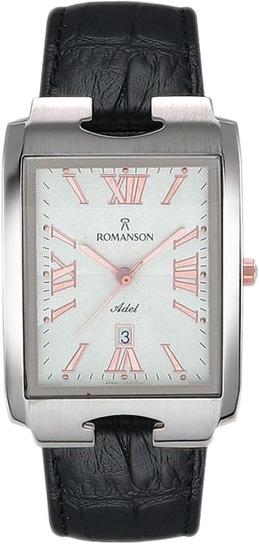 Мужские часы Romanson TL0186CXJ(WH) все цены