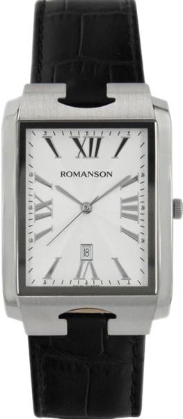 Мужские часы Romanson TL0186CXW(WH)