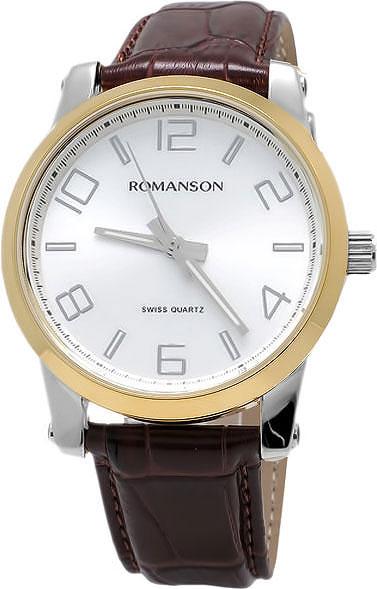 Женские часы Romanson TL0334LC(WH) romanson rn 0356 lc wh