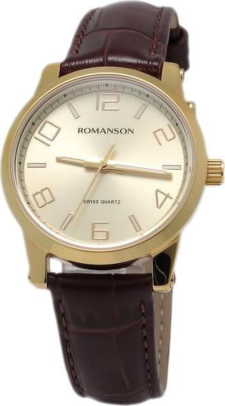 Женские часы Romanson TL0334LG(GD)