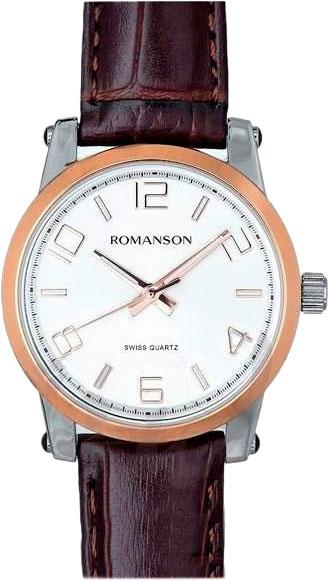 Мужские часы Romanson TL0334MJ(WH)