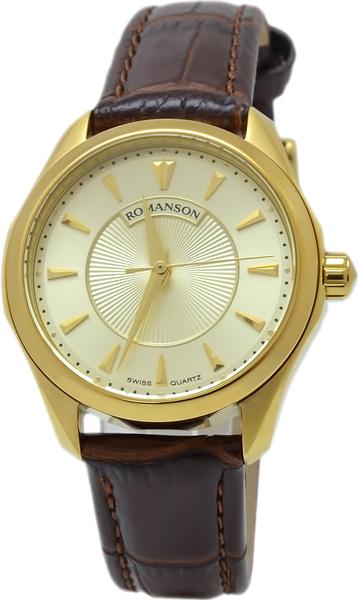 Женские часы Romanson TL0337LG(GD) женские часы romanson rm8276lg gd