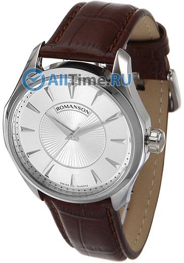 Женские часы Romanson TL0337LW(WH) romanson tl 0337 mc wh